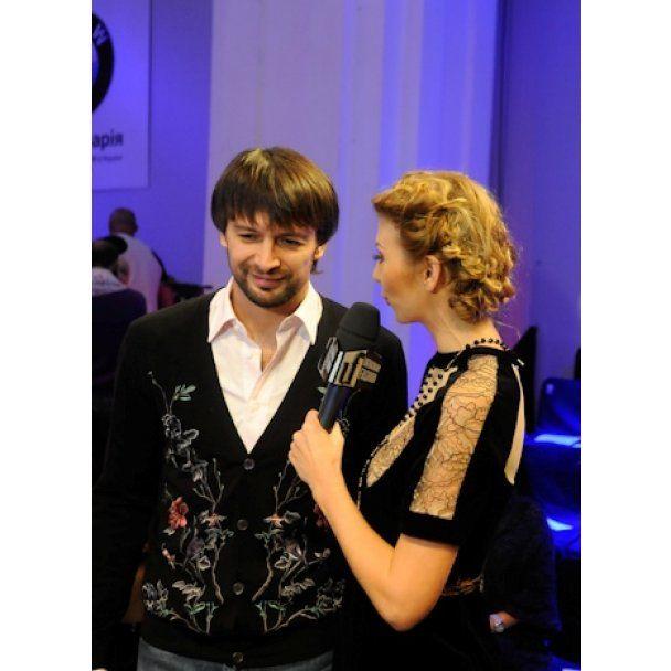 На показ дружини Шовковського прийшло сузір'я зірок