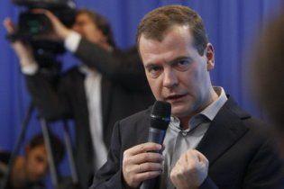 Медведев рассказал, чего он хочет от украинских судов