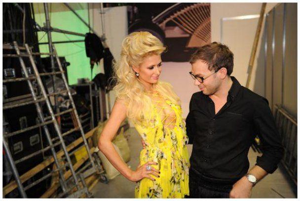 29-я Украинская неделя моды: Пэрис Хилтон и единороги