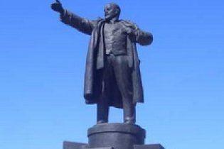 На Днепропетровщине нашли радиоактивного Ленина
