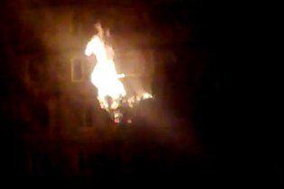 Дом мэра Ковеля сожгли его же дети