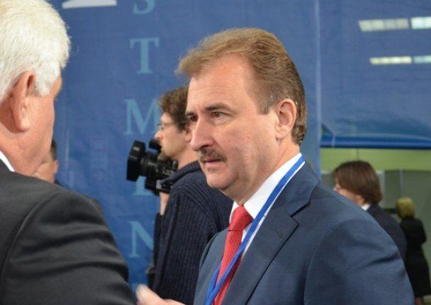 Янукович і Медведєв у Донецьку посміхались та домовлялись
