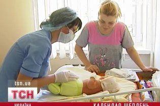 Украинских младенцев спасают от туберкулеза гуманитарными вакцинами из Дании