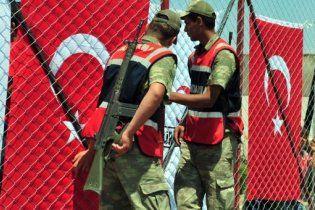Курди атакували турецькі військові пости, більше 20 загиблих