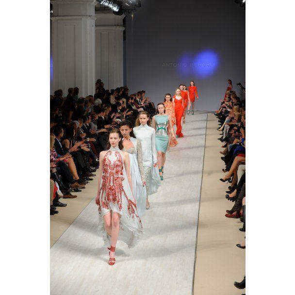 UFW-2011 завершив улюблений дизайнер Вікторії Бекхем