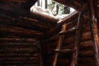 В музее-землянке УПА обнаружена боевая мина