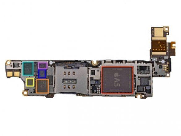Системна плата iPhone 4
