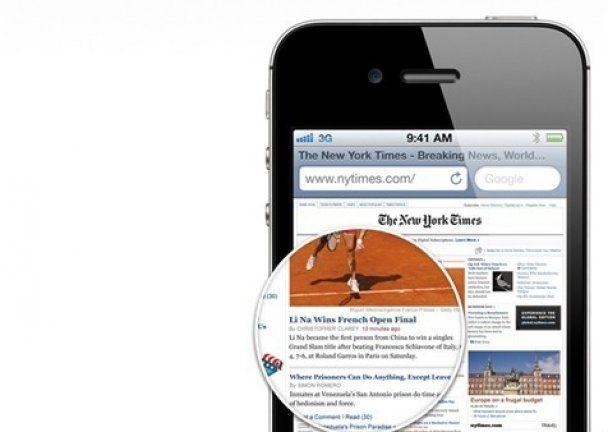 В iPhone 4S виявили процесор Samsung