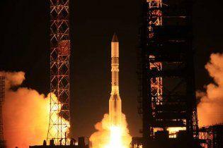 Самый мощный спутник связи запущен с Байконура