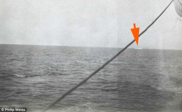 """Опубліковані унікальні фото з місця загибелі """"Титаніка"""""""