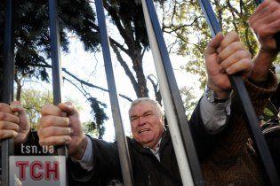 Сотни чернобыльцев отправились на акцию протеста в Киев