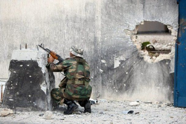 Лівійські повстанці захопили місто Сірт - останній оплот Каддафі