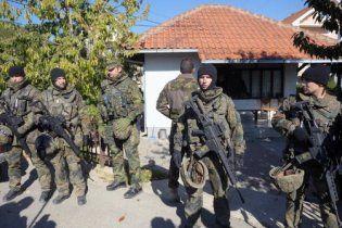 Миротворцы НАТО разогнали сербов на границе Косово слезоточивым газом