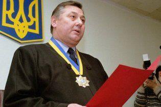 Екс-судді, який звільнив Тимошенко, шиють справу