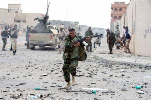 Лівія заявила про смерть Муаммара Каддафі_9