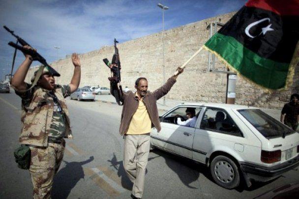 Лівія оголосила про смерть Муаммара Каддафі