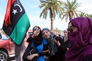 Нова влада Лівії офіційно оголосила свободу від Каддафі