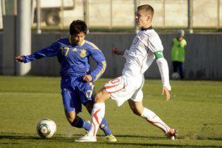 Українські футболісти розгромили Італію та Швейцарію