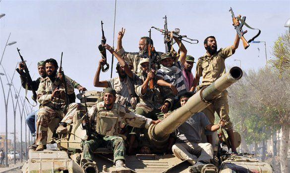 Лівія святкує смерть Муаммара Каддафі_2