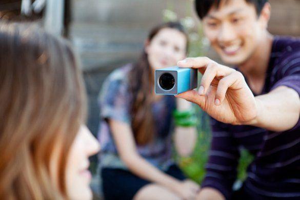 Фотокамера без фокусування Lytro