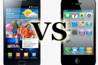 """Samsung """"сделал"""" Apple, обогнав по продажам смартфонов"""