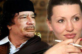 Украинская медсестра Каддафи шокирована его убийством