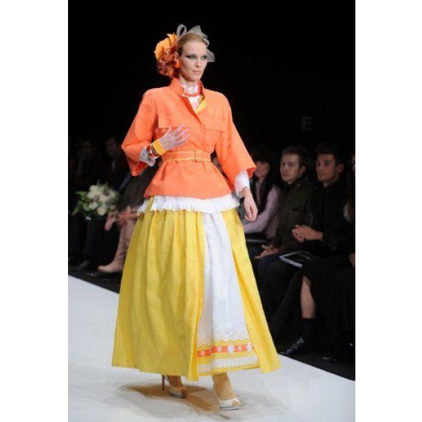 Ювілейний тиждень моди в Москві відкрив Слава Зайцев