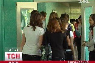В Донецкой области псевдо-милиционеры похитили двух школьниц