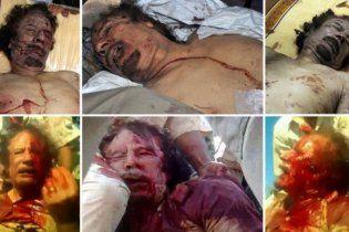 Зі вбивства Каддафі зробили комп'ютерну гру