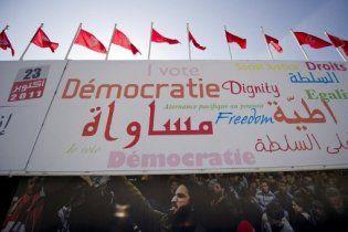 На перші вільні вибори в Тунісі прийшла рекордна кількість виборців