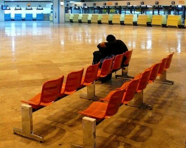 """Аеропорт """"Бориспіль"""" потрапив до Топ-5 найгірших у світі"""