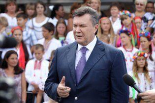Янукович може звільнити чотирьох губернаторів
