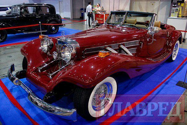 Крупнейшая в Украине выставка автомобильной экзотики