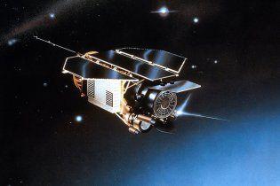 Обломки неуправляемого спутника весом около 1,6 тонны упали на Землю