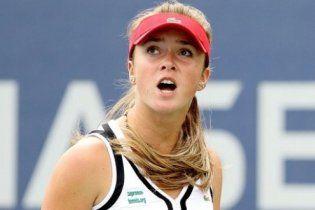 Українська тенісистка виграла турнір у Лагосі
