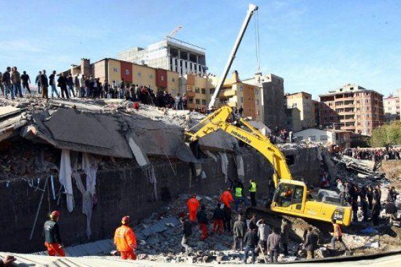 Туреччина після землетрусу, місто Ван_3