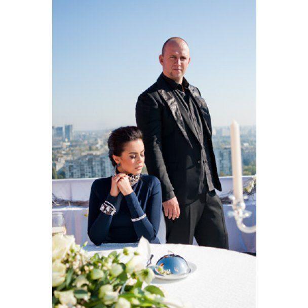 Потап кормил Настю на небоскребе и любовался ею с вертолета (видео)