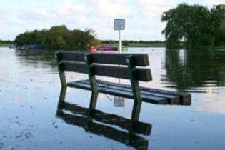 В Дублине - потоп