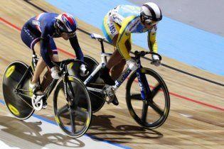"""Українки завоювали """"золото"""" і """"срібло"""" на чемпіонаті Європи з велотреку"""
