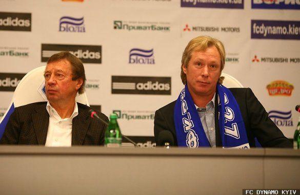 Михайличенко представлений спортивним директором Динамо_12