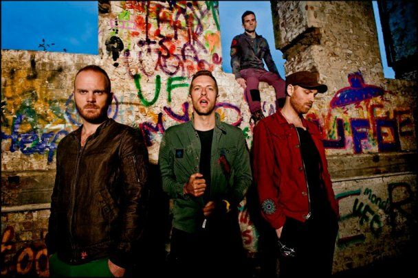Coldplay стали лучшей группой современности