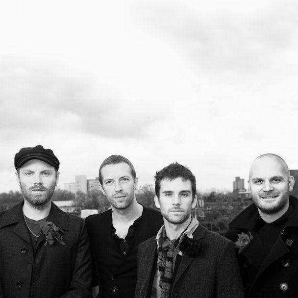 Coldplay стали найкращою групою сучасності