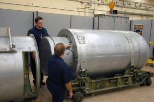 США разбирают последнюю гигантскую ядерную бомбу