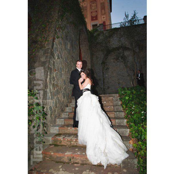 Весілля чемпіона-фігуриста і доньки нафтового магната