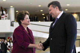 """Янукович поїде до Бразилії на запуск ракети """"Циклон-4"""""""
