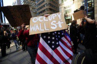 """Семья американцев решила запатентовать """"Захвати Уолл-стрит"""""""