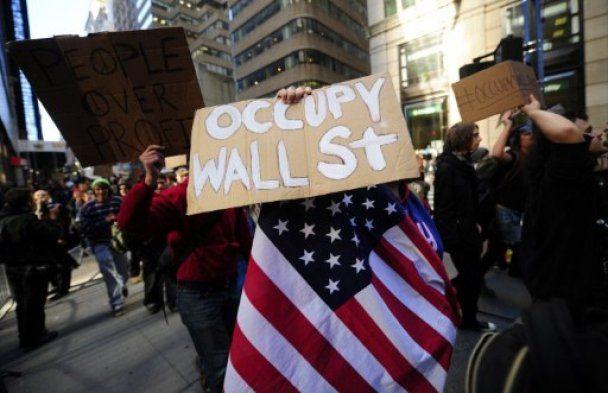 В США не прекращаются массовые акции протеста