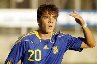 Украинские футболисты выиграли первый матч элит-раунда на Евро-2012