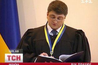 Суддю Кірєєва охоронці супроводжують навіть на слухання звичайних справ