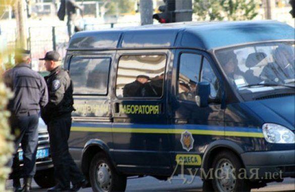 Міліція оточила Одесу_2